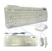 Kit Gaming Teclado Mouse Advance ADV-KB830