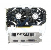 Tarjeta video MSI NVIDIA GeForce GTX 1050