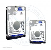 Disco duro Western Digital Blue WD10SPZX 1TB