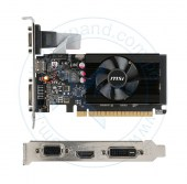 Tarjeta video MSI Nvidia GeForce GT 710 2GB
