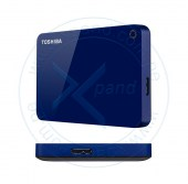 Disco duro externo Toshiba Canvio Advance