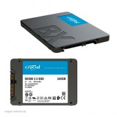 Disco Duro Estado Solido SSD Crucial BX500 240GB