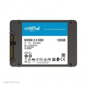 Disco Duro Estado Solido SSD Crucial BX500 120GB