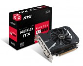 Tarjeta de video MSI AMD Radeon RX 560Aero ITX, 4GB GDDR5 128-bi